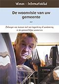 Omslag Informatieblad Wonen en visie