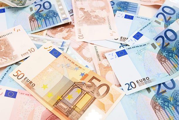 Flappen eurogeld