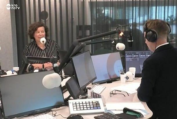 Illya Soffer in uitzending Reporter Radio