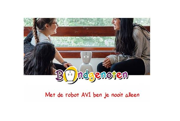 Header van de website bondgenoten.nl
