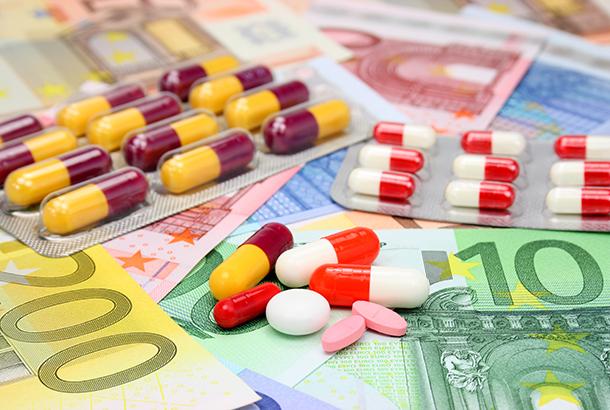 Euro's en medicijnen
