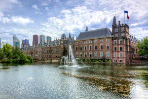 Binnenhof en ministeries