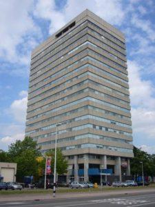 Kantoorgebouw Ieder(in)