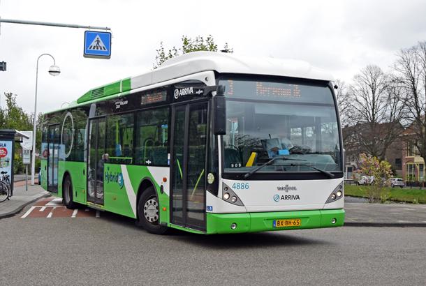 Bus van Arriva