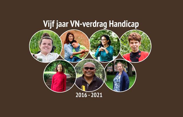 Vijf jaar VN-verdrag Handicap: werk aan de winkel
